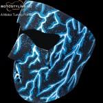 Blue Lightning arcmaszk kép
