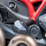 Bukógomba, Puig R12 Ducati MONSTER 821/1200/S (2014-2016) kép