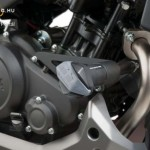 Bukógomba, Puig R12 Yamaha MT-125 2015- kép
