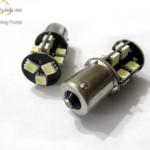 Exod BA15S-19 R - CAN-BUS LED kép