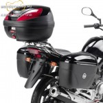 Oldaldoboz tartó Yamaha YBR 125 (2010-2012) kép