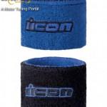 Icon csuklóvédõ Kék-Fekete kép