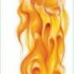 Koponya lángos bal kép