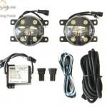 LED-es ködlámpa és DRL 6067 kép