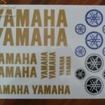 Matrica szett, YAMAHA 06 kép