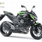 Matricák készlet robogó / motorkerékpár Kawasaki Z800 2013 kép