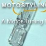 Motorkerékpár izzó: 12V 1.2W W2x4.6D kép