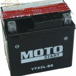 MotoSTART YTX 5L-BS kép