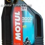 Motul 3000 4T 20W50 4 literes kép