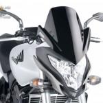 Naked New Generation plexi Honda CB600F HORNET 2011-2015 kép