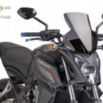 Naked New Generation plexi Honda CB650F kép