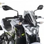 Naked New Generation plexi Kawasaki Z650 (2017) kép