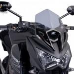 Naked New Generation plexi Kawasaki Z800 (2013-2015) kép
