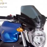 Naked New Generation plexi Yamaha FZ6 S2 (2009-2010) kép