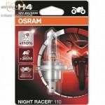 Osram Night Racer 110 64193NR1-01B H4 +110 kép