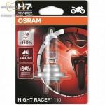 Osram Night Racer 110 64210NR1-01B H7 +110 kép