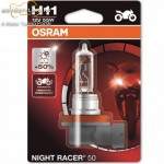 Osram Night Racer 50 64211NR5-01B H11 +50 kép