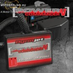 Power Commander V injektorvezérlõ - Dynojet kép