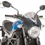 Puig Vision plexi Yamaha XSR700 (2016-) kép