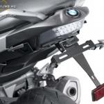 Rendszámtábla tartó, Puig BMW C650 SPORT (2016-) kép