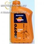 REPSOL MOTO FORK OIL 10W kép