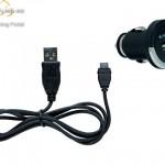 Szivargyújtó és USB töltő kép