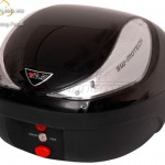 T-RAY Electric TOPCASE Fekete kép