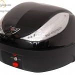 T-RAY Electric TOPCASE M. fekete 36 liter kép