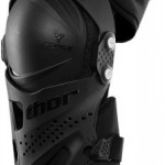 THOR FORCE XP KNEE GUARD Fekete kép