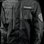 Thor Phase Fekete kabát kép