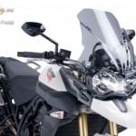 Túra plexi Triumph TIGER 800/800 XC (2011- 2015) kép