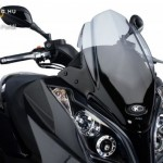 V-Tech Sport plexi Kymco DOWNTOWN/SUPERDINK 125i/300i kép