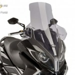 V-Tech Sport plexi Kymco NEW DOWNTOWN 125i/350i 2015 kép