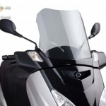 V-Tech Sport plexi Yamaha X-MAX 125/250 (2006-2009) kép