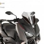 V-Tech Sport plexi YAMAHA X-MAX 300 (2017-) kép