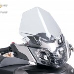 V-Tech Túra plexi Piaggio MP3 YOURBAN 125ie/300/LT (2012-2016) kép