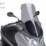 V-Tech Túra plexi Suzuki BURGMAN 200 ABS/125 ABS 2014 kép