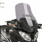 V-Tech Túra plexi Suzuki BURGMAN 650/EXECUTIVE  (2014-2015) kép