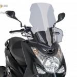 V-Tech Túra plexi Yamaha MAJESTY 125 S (2015-) kép