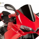 Verseny plexi,Puig Ducati 959 PALIGALE (2016-) kép