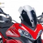 Verseny plexi,Puig Ducati MULTISTRADA 1200/1200S (2010-2012) kép