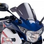 Verseny plexi,Puig Honda CBR250R (2011-2015) kép