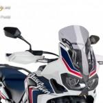 Verseny plexi,Puig Honda CBRF1000L AFRICA TWIN (2016-) kép