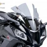 Verseny plexi,Puig Kawasaki ZX10R (2011-2015) kép