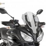 Verseny plexi,Puig Yamaha MT-07 TRACER (2016-) kép