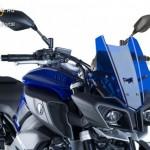 Verseny plexi,Puig Yamaha MT-10 (2016-) kép