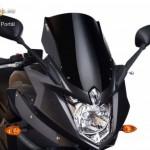 Verseny plexi,Puig Yamaha XJ6 DIVERSION 2009-2015 kép