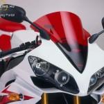 Verseny plexi,Puig Yamaha YZF-R1 2007-2012 kép