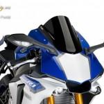 Verseny plexi,Puig Yamaha YZF-R1 2015 kép