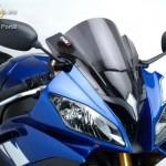 Verseny plexi,Puig Yamaha YZF-R6 2008-2015 kép